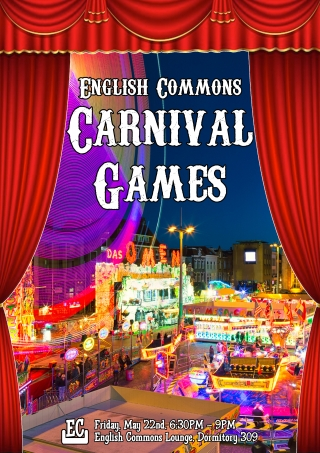 English Commons Carnival Games!