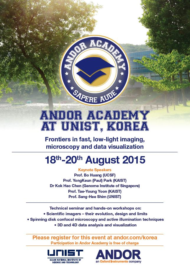 Andor Academy_Poster