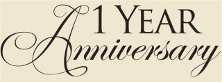 One Year Anniversary Free Lunch