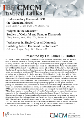 """Advances in Single Crystal Diamond: Enabling Active Diamond Electronics?"""