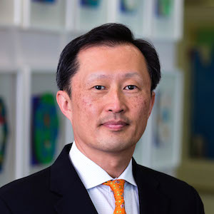 Special Visit by Elsevier Chairman Youngsuk Chi