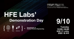 HFE Labs' Demonstration Day